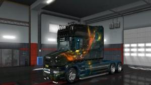 Scania T Kosmos v1 Skin