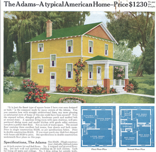Aladdin Adams model in catalog