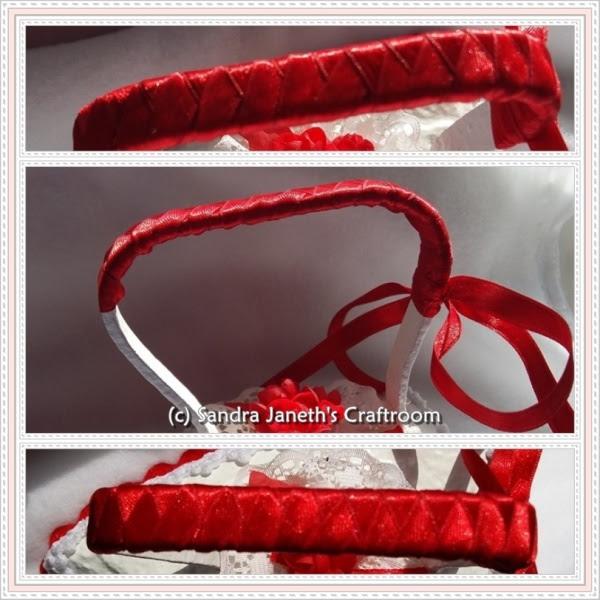 SJSC - Sandreli y su Vestido Rojo, Plancha