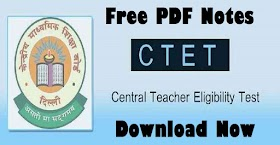 CTET 2019 Study Material Free PDF | English & Hindi Medium | Download Here