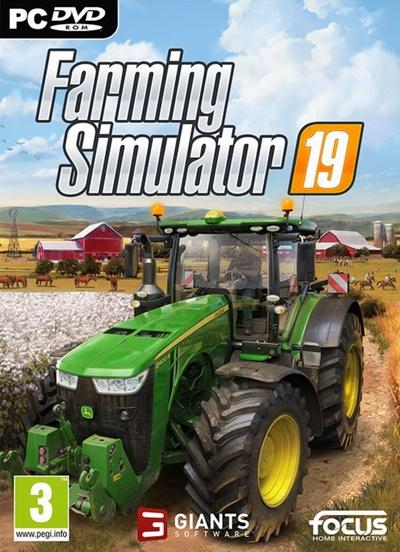 โหลดเกมส์ Farming Simulator 19