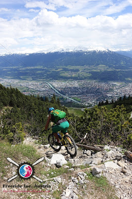 Super Trail Map Innsbruck