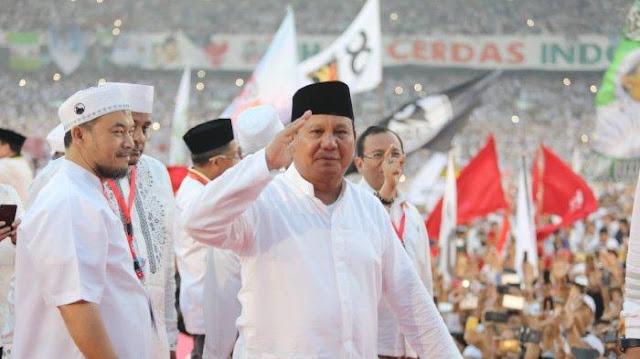 Pada Wartawan Asing, Prabowo Sebut Korupsi Indonesia Sudah Sangat Parah, Stadium 4