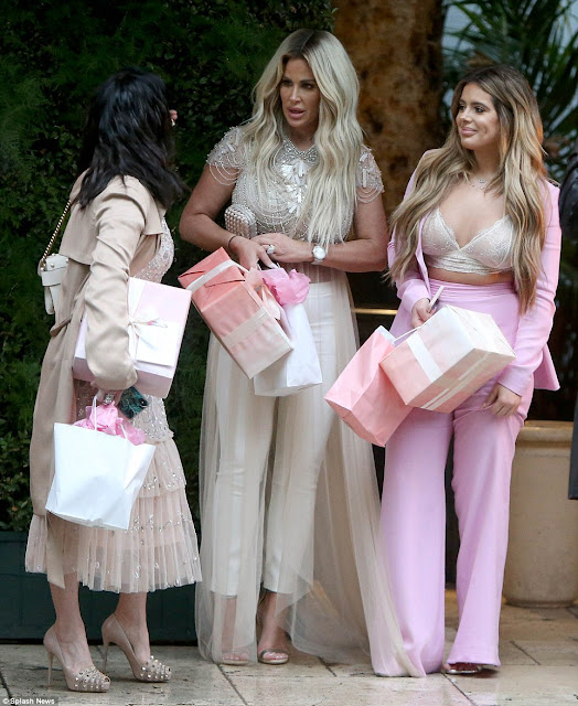 More Photos From Khloe Kardashian's Star-Studded Baby Shower.