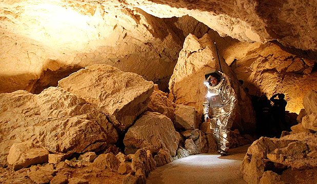 Image result for caves on mars