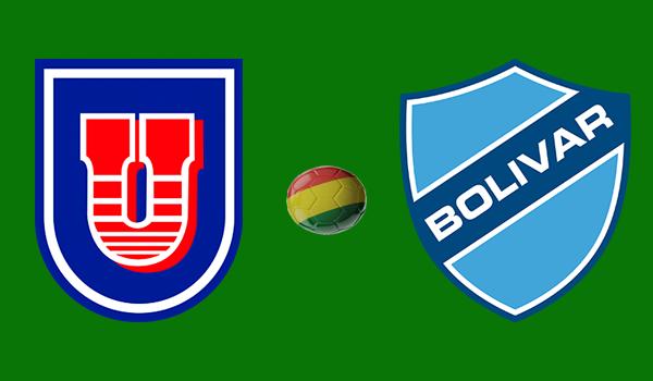 En vivo Universitario vs. Bolívar - Torneo Apertura 2018