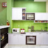 Dekorasi Desain Dapur Cantik Sederhana Terbaru