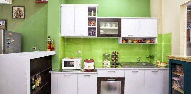 Dekorasi Desain Dapur Cantik Dan Sederhana Terbaru