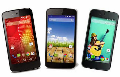 Android one Mobiles