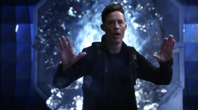 The Flash Season 3 Episode 3 : Magenta - My Thoughts Harrison wells jesse quick earth 2