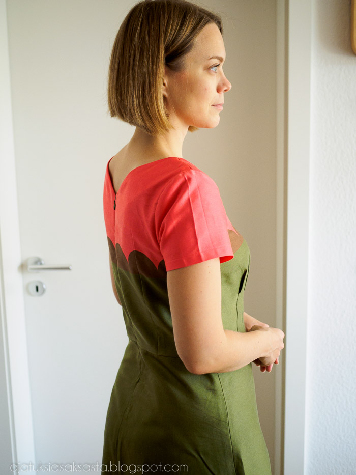 jennifer lauren handmade the laneway dress
