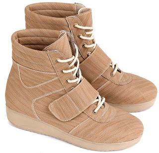 Daftar Harga Sepatu Boots Wanita