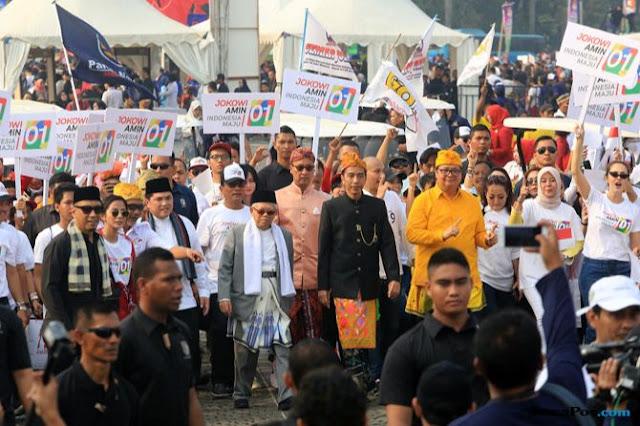 Menerka 4 Perusahan Penyumbang Dana Kampanye Jokowi-Ma'ruf Amin