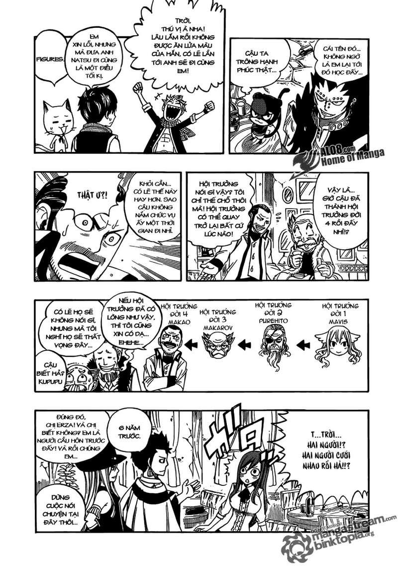 Fairy Tail chap 256 trang 5