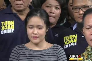 atau tidak diketahui dengan investigasi kandungan yang dilakukan oleh Jessica Kumala Wongso Hamil, Dengan Siapa?