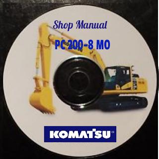 PC200-8MO pc200lc-8MO pc220-8MO pc220lc-8MO