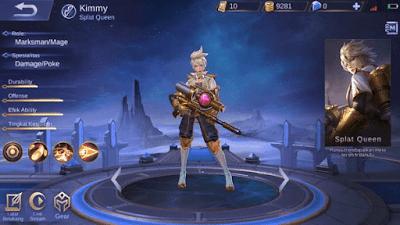 Build Kimmy Mobile Legends Terbaik dan Mematikan