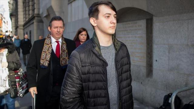 Chico de 15 años obtiene información confidencial de la CIA
