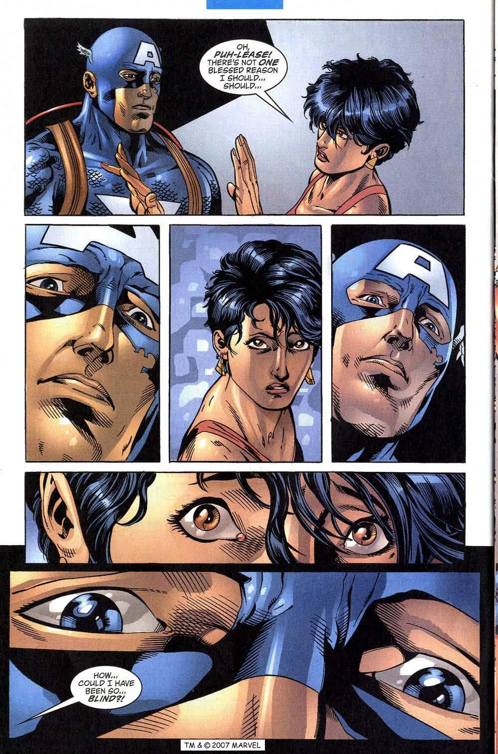 Captain America (1998) Issue #43 #50 - English 32