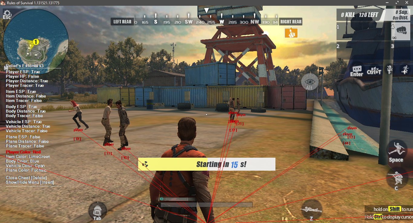 rules of survival ps4 version