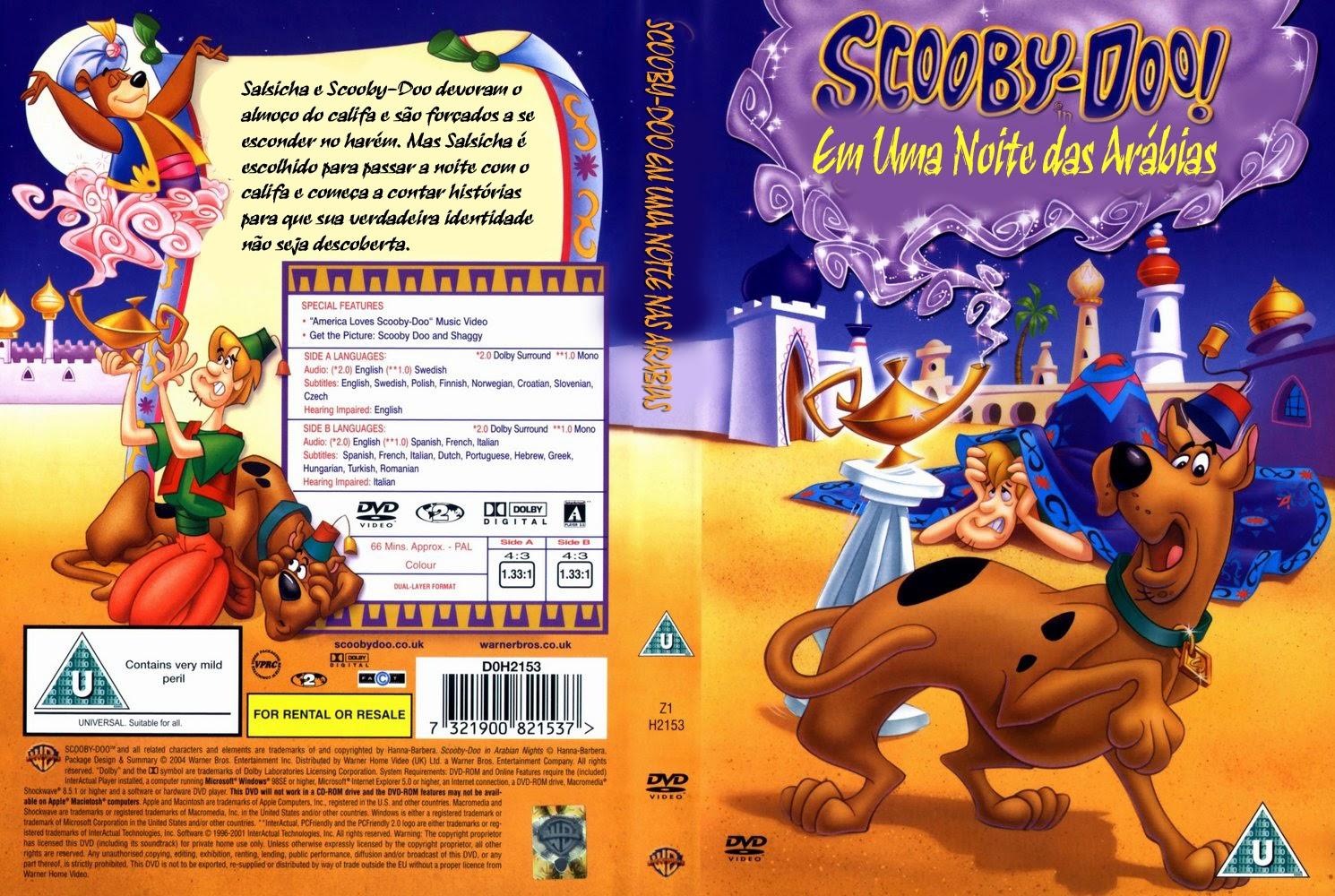 Scooby-Doo Uma Noite das Arábias