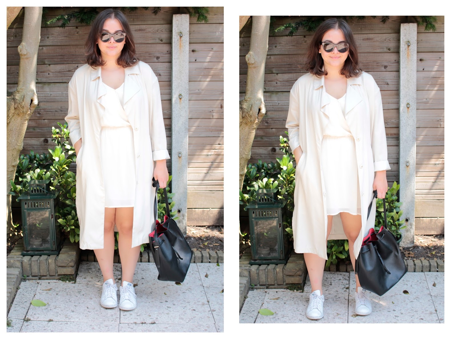 Outfit Cream Style And Sushi