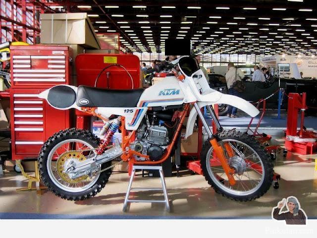 Lịch sử hãng xe KTM & một số mẫu xe KTM tiêu biểu