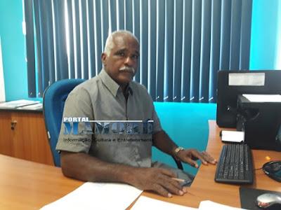 Professor João Batista assume a Secretaria Municipal de Educação