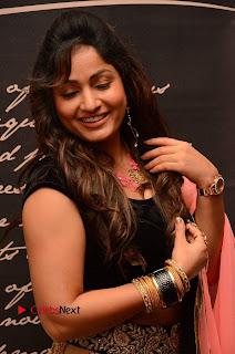 Actress Madhavi Latha Pictures in Lehenga Choli at Dr Chakravarthy Movie Audio Launch 0055