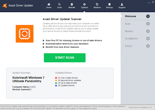 Avast Driver Updater 2.3.3 Multilingual Full Serial Key