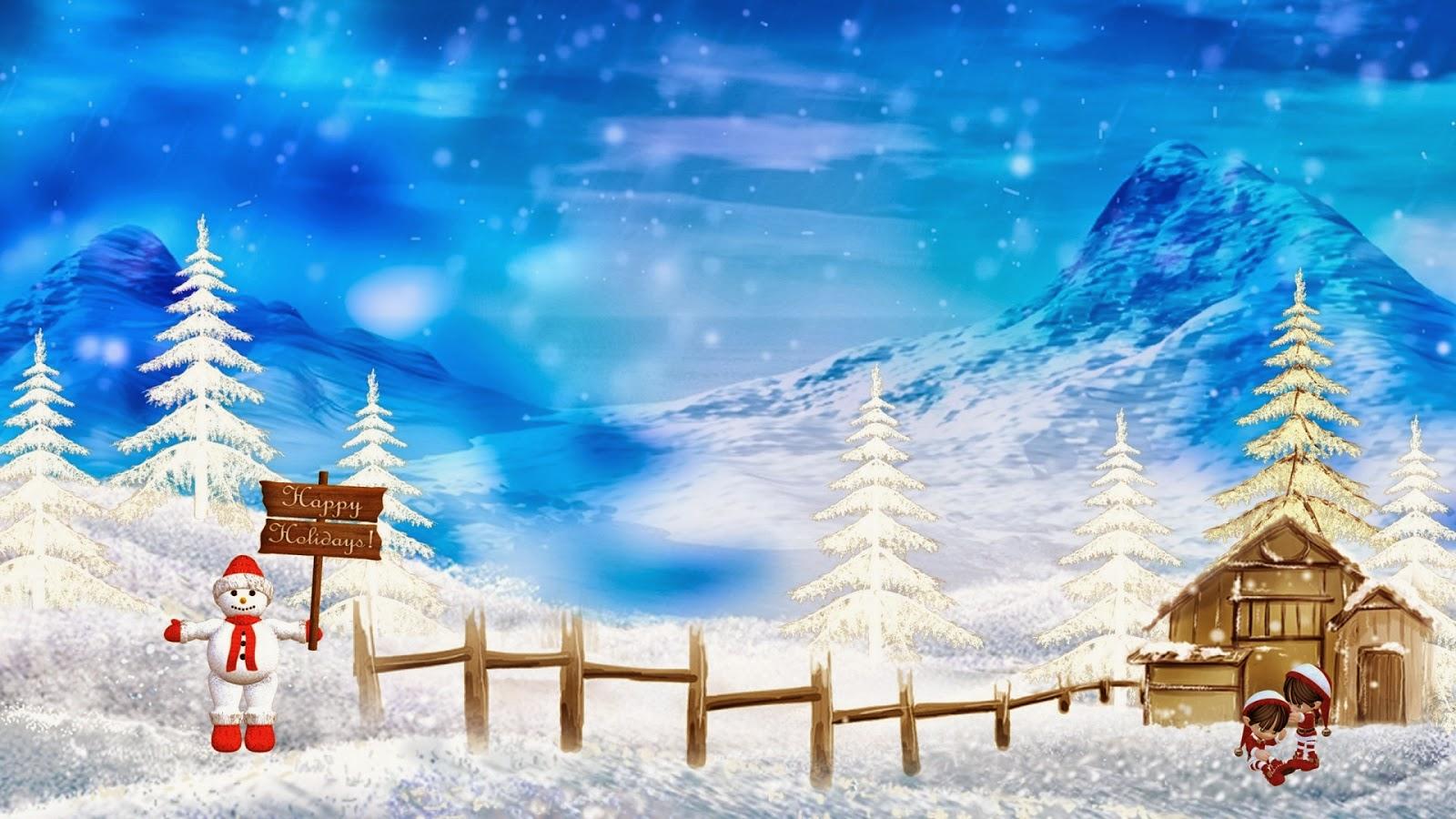 Fondos Verdes De Navidad Para Pantalla Hd 2 Hd Wallpapers: Imagenes Y Wallpapers: Fondo De Pantalla Navidad Muñeco
