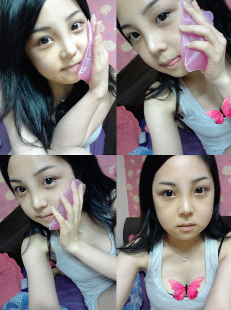 짱이뻐! - Attractive Egg Shape Face With Korean Face Contour