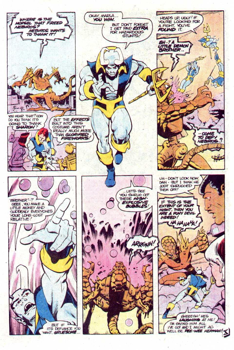 Read online Secret Origins (1986) comic -  Issue #24 - 11