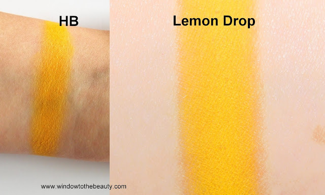 lemon drop dupe