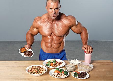 تغذية لكمال الأجسام
