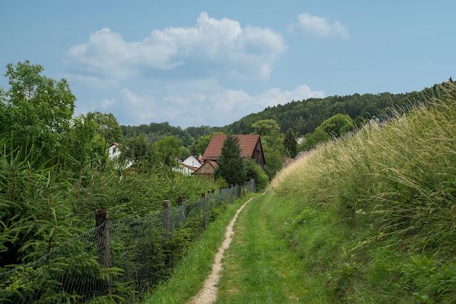 Erzweg Etappe 5 Etzelwang – Lichtenegg  Wandern Amberg-Sulzbacherland 13