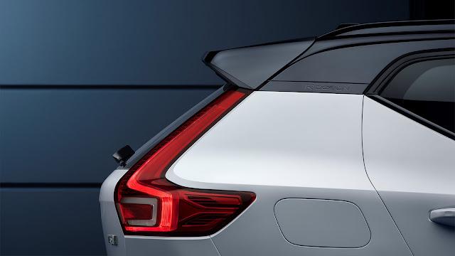 2019 Volvo XC40 Taillight