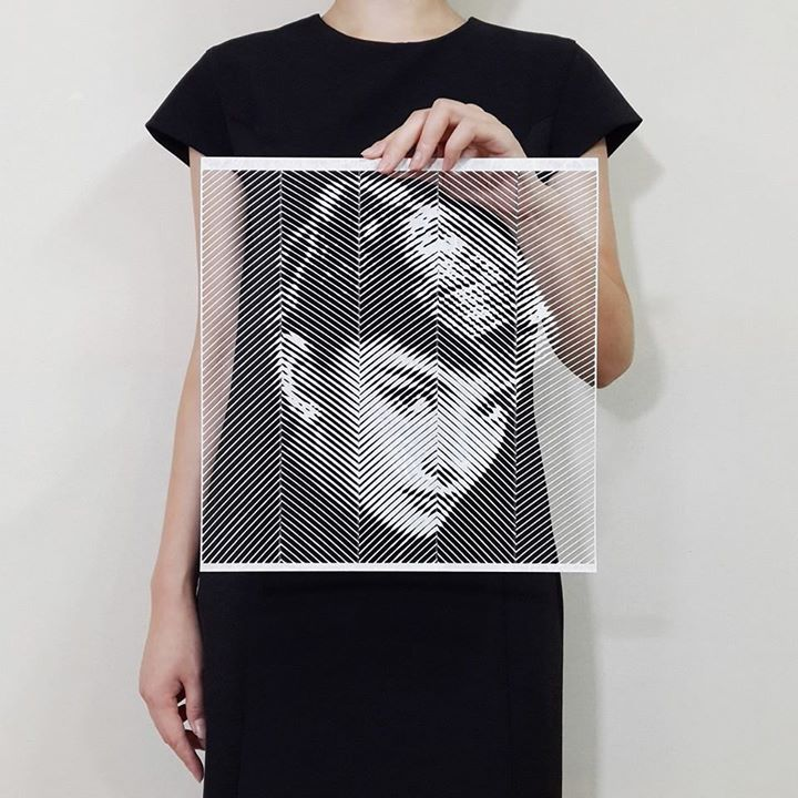 01-Audrey-Hepburn-Yoo-Hyun-Paper-Cut-Celebrity-Photo-Realistic-Portraits-www-designstack-co