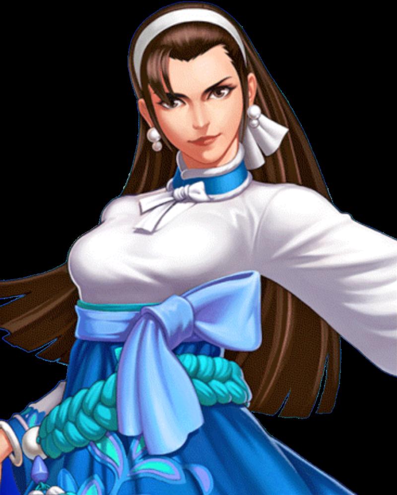 render Chizuru Kagura