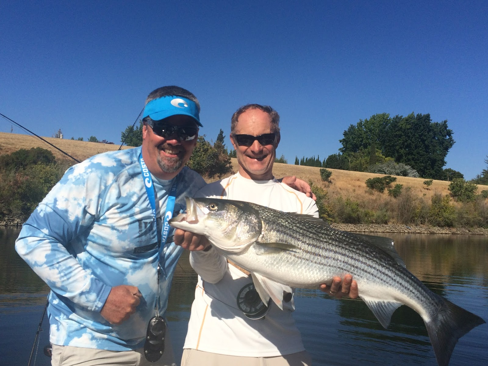 Fly fishing specialties for American river fishing