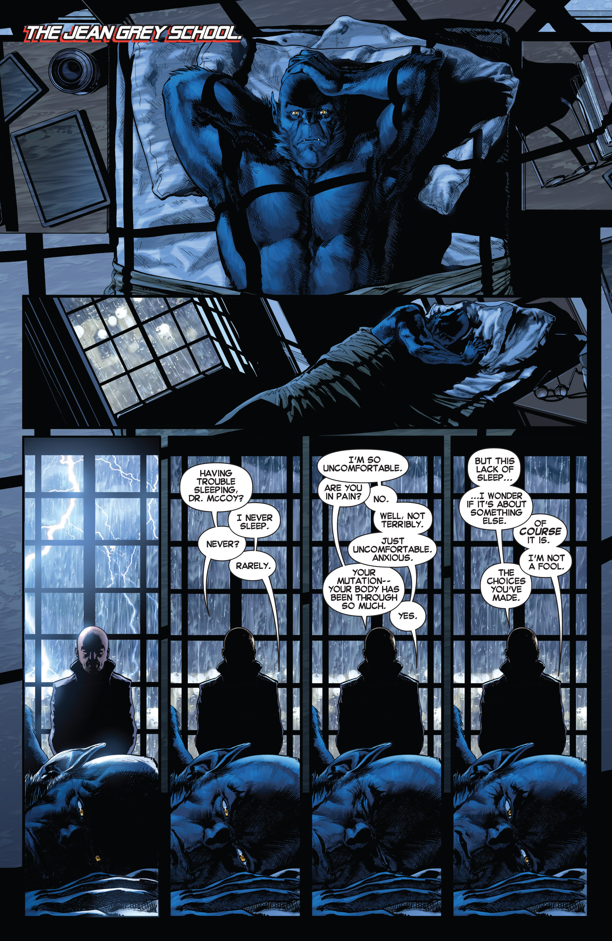 Read online All-New X-Men (2013) comic -  Issue #25 - 3