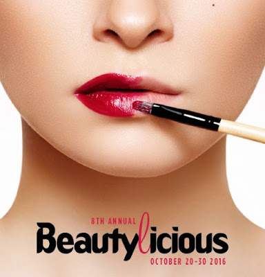 Beautylicious returns to Yorkville for it's eighth beautiful year!