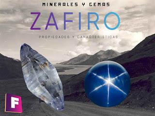 Minerales y gemas : Corindón variedad Zafiro | foro de minerales