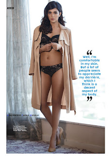 Archana Vijaya Stunning Hot Pictures From FHM India Magazine April 2016 Issue