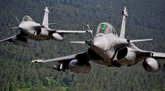 dassault rafale jet fighter
