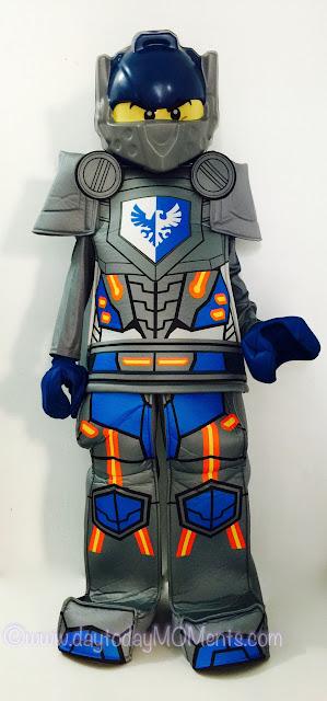 LEGO boys costume