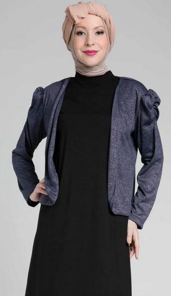 Foto Desain Baju Muslim Modern Terbaru Untuk Wanita Hamil