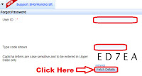 how to know irctc password