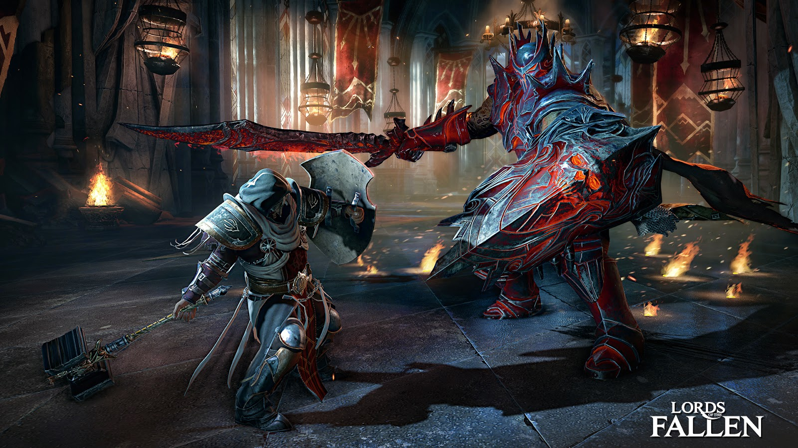 Lords of the Fallen para ps4, xbox one y pc