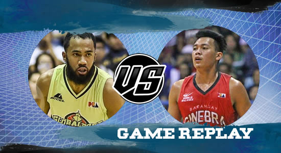 Video Playlist: GlobalPort vs Ginebra game replay July 6, 2018 PBA Commissioner's Cup